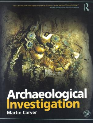 Martin Carver's Archaeological Investigation. (Reproduced by kind permission of Martin Carver)