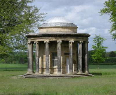 Figure 4: The Round House, Bramham Park. Reproduced by kind permission of Richard Green