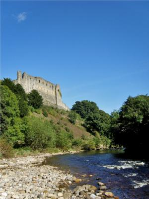 Figure 1. Southern Hill and River Swale