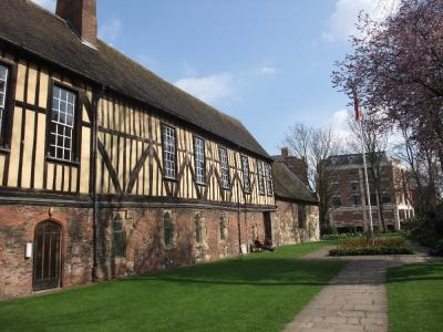 Figure 2 - The Merchant Adventurers' Hall. (Image Copyright - Mark Simpson)
