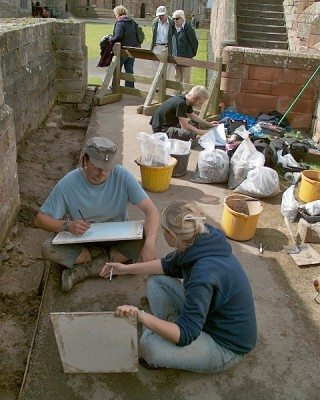 Trench 7 (Bamburgh Research Project)
