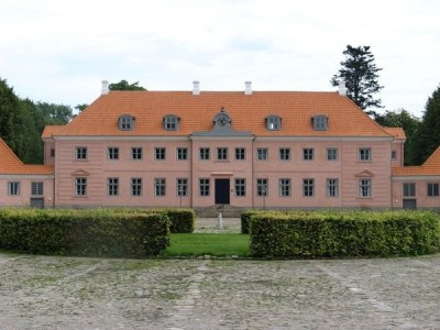 Moesgård Manor (credit: author).