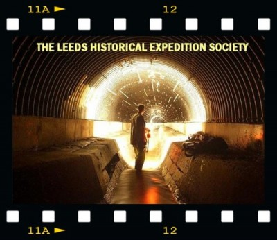 Figure 1: Leeds historical expedition society (credit: Davidson, P.)