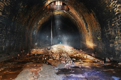Figure 7: Queensbury Tunnel, nr. Bradford (credit: Davidson, P.)