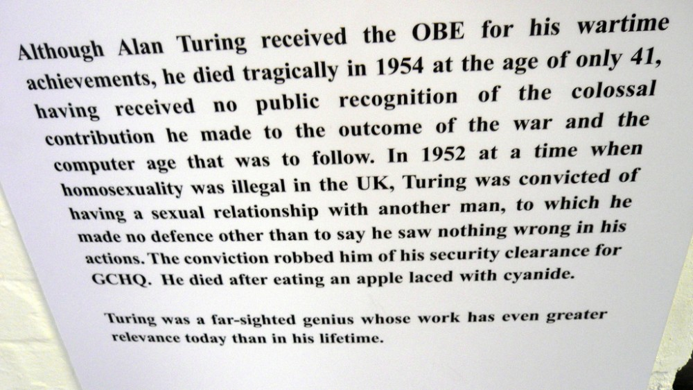 papers written by alan turing
